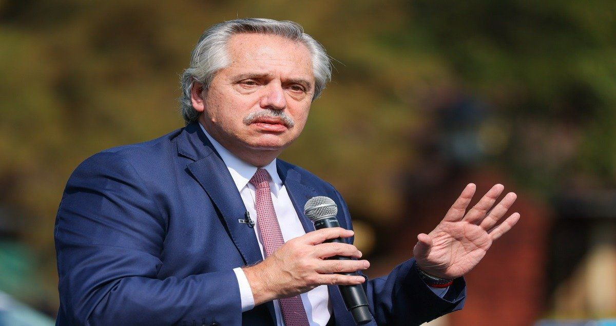 Alberto Fernández criticó el fallo de la corte con respecto a las clases en CABA
