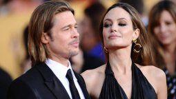 ¡Delicado! Angelina Jolie acusa de violencia doméstica a Brad Pitt
