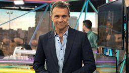 Sergio Lapegüe anunció la fecha de su regreso a la TV