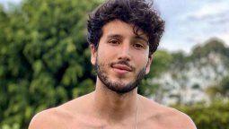 La foto sin ropa de Sebastián Yatra