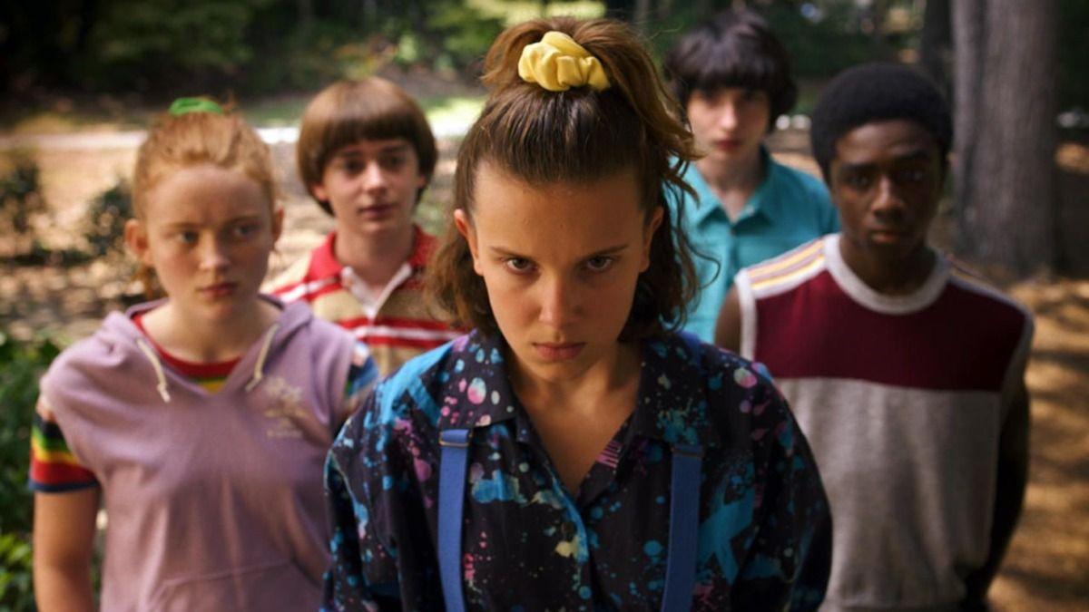 La serie stranger Things de Netflix tuvo que retrasar el estreno de su nueva temporada