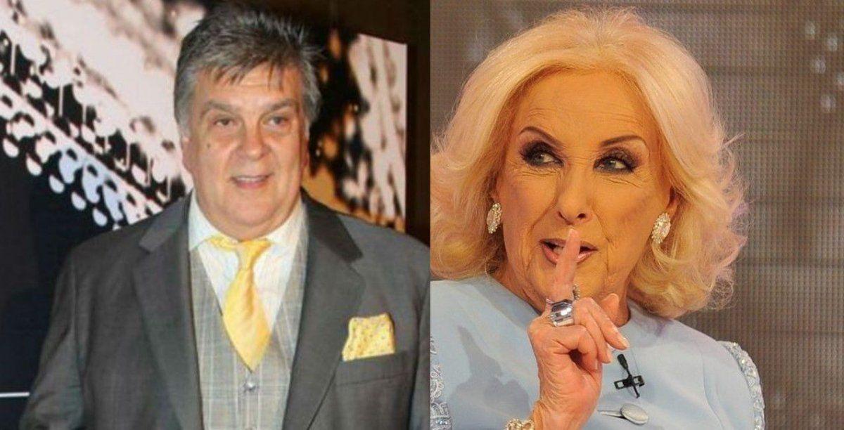 Ventura le respondió a Mirtha: No tengo problema en ir a juicio; lo tengo todo documentado
