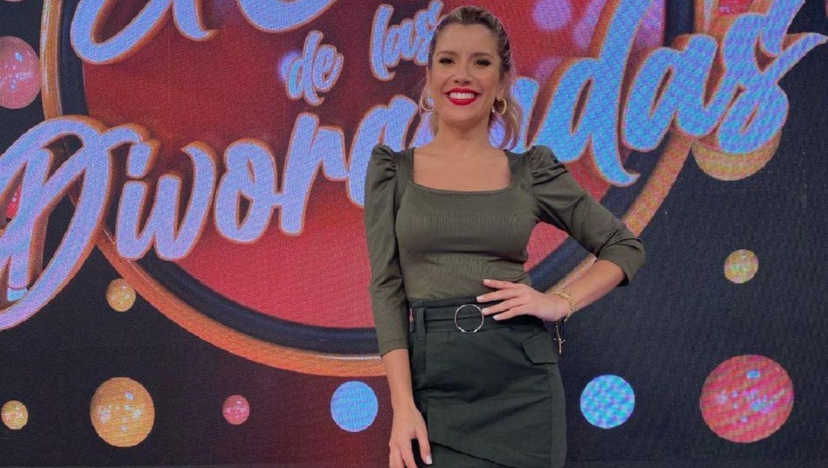 Laurita Fernández se confesó en El Club de las Divorciadas