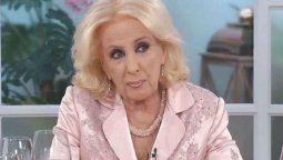Mirtha Legrand habló sobre el fallecimiento deMarcos Gastaldi