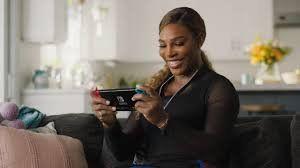 ¡A los videojuegos! Serena Williams se junta con Nintendo Switch
