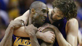 ¡Siempre presente! Pau Gasol se convierte en padre y rinde homenaje a Kobe Byrant