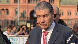 Víctor Hugo Morales notó que el sábado no tenía olfato por lo que se hisopó u resultó positivo por Covid 19