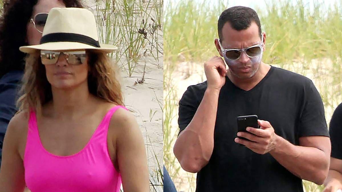 ¡Adicto al sexo! Jennifer Lopez y su vida íntima con Alex Rodriguez