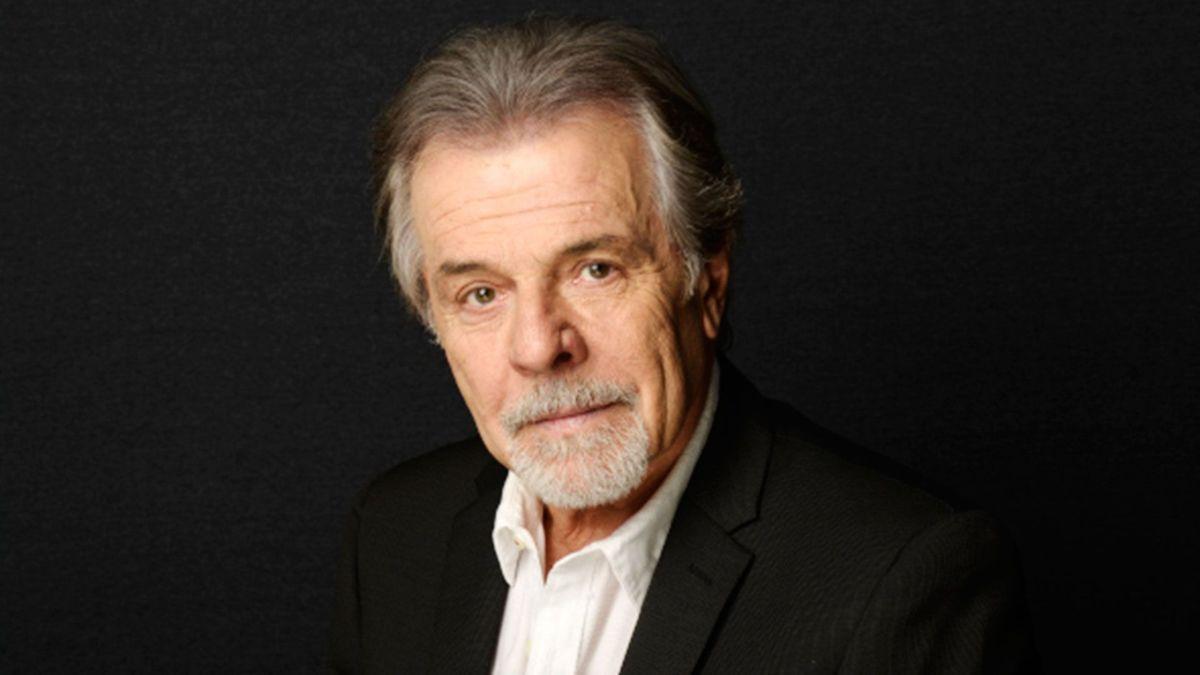 El actor Víctor Laplace de 78 años se contagió de Covid-19