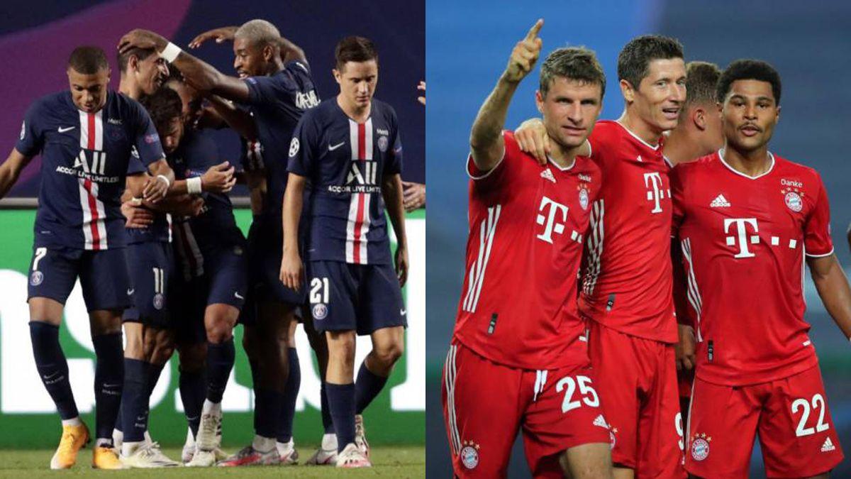 ¡Inédita! Bayern Munich vence al Lyon y jugará ante el PSG la gran final de la Champions League
