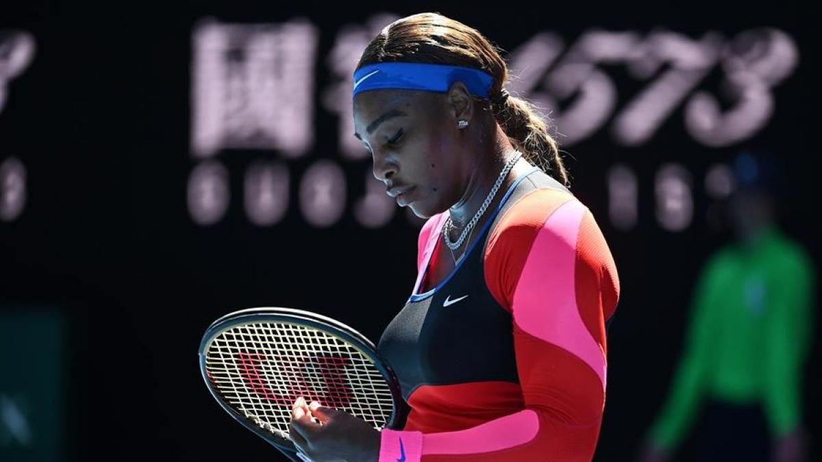 Serena Williams: Me estoy tomando un día a la vez para pensar en Tokio