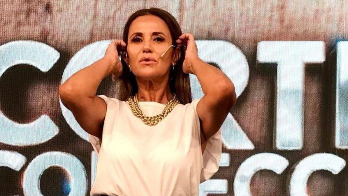 A María Fernanda Callejón le pusieron un apodo sus compañeros de Corte y Confección