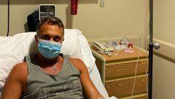 Sergio Lapegüe en terapia intensiva por complicaciones de COVID-19