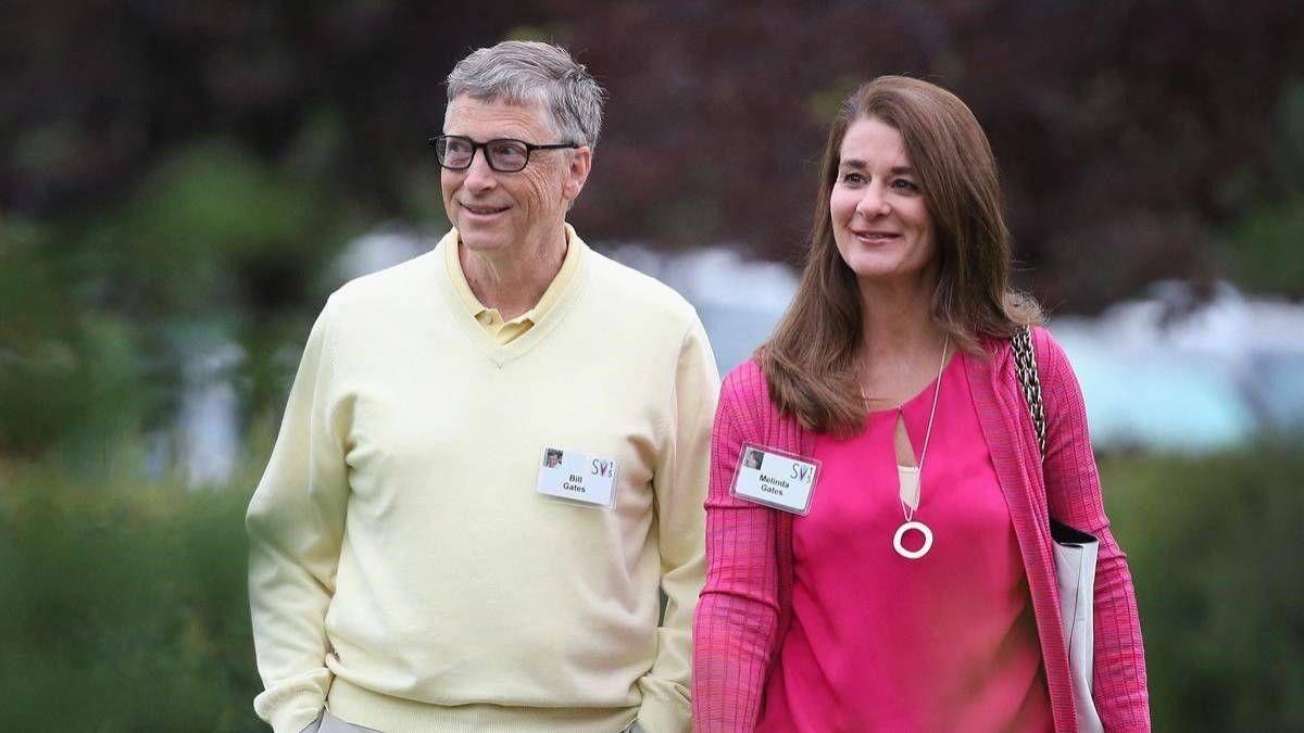 ¡Nada qué hacer! Bill Gates y su matrimonio ya no tenía remedio