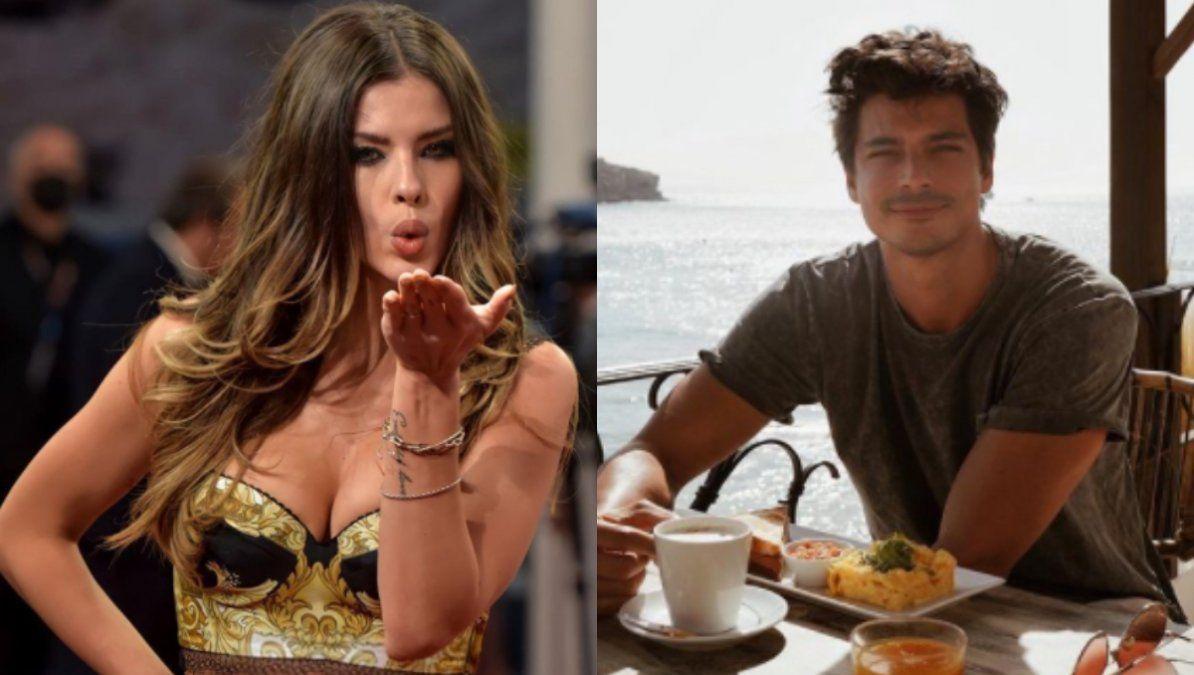 ¿La China Suárez y Javier de Miguel compartieron una comida?