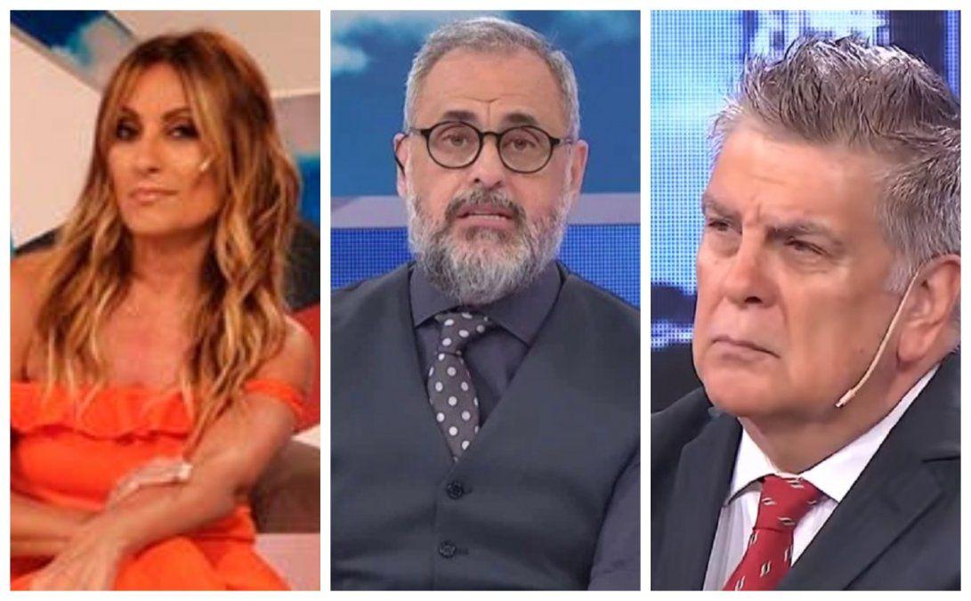 ¿Cómo? Marcela Tauro y Luis Ventura nuevamente en Intrusos