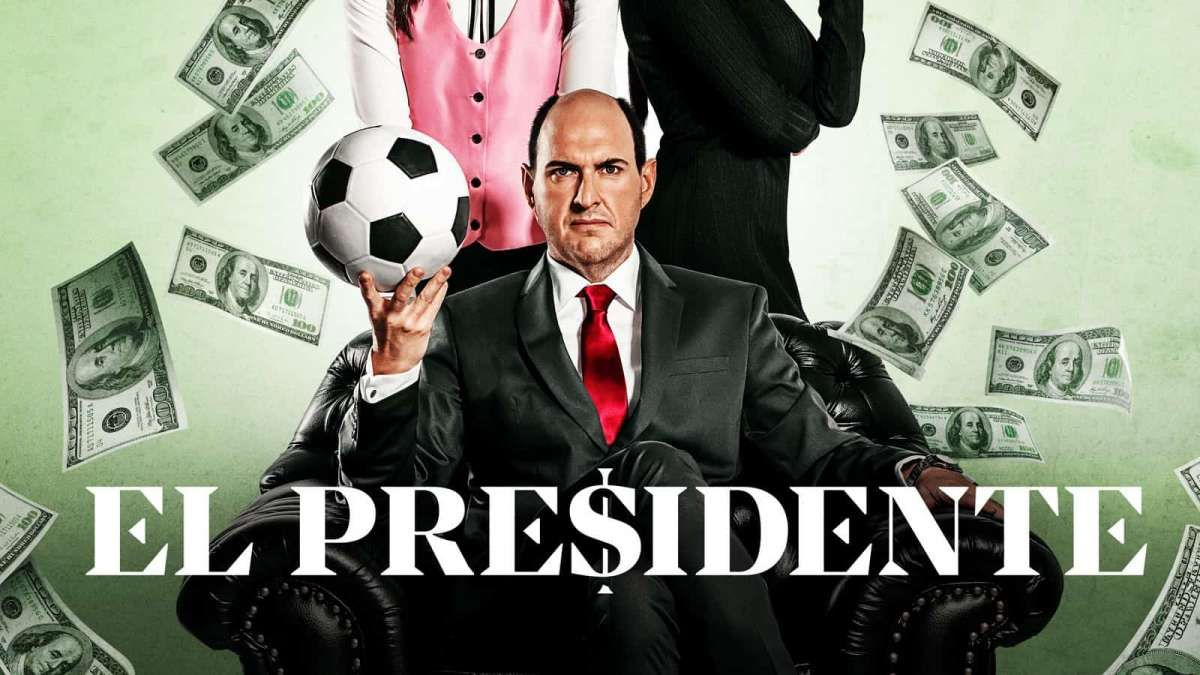 El Presidente: Amazon Prime estrena la serie del FIFA Gate