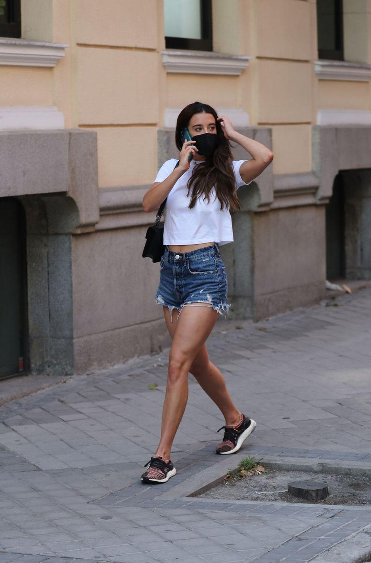 María Pedraza es el ejemplo de que menos es más