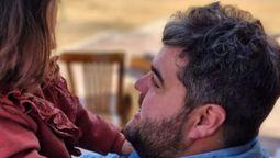 Darío Barassi desesperado por estar nuevamente con su hija