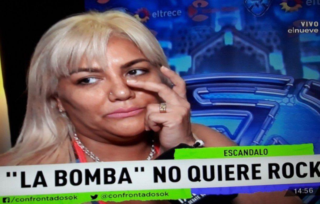 La Bomba contra todos; se desmaya y va a ver a Cristian Castro: Me quieren ver muerta