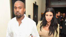 ¡Otra vez separados! Kim Kardashian y Kanye West no se soportaron en vacaciones