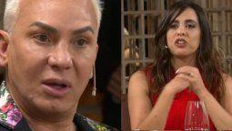 Victoria Donda y Flavio Mendoza se cruzaron en PH este finde