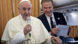 El Papa Francisco no descarta la posibilidad de volver a la Argentina