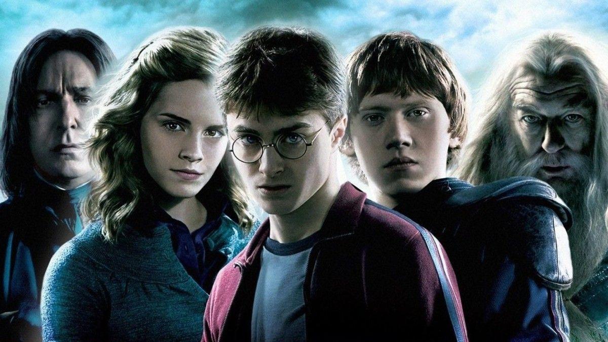 Una reunión del elenco de Harry Potter no está previsto
