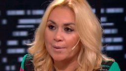 Verónica Ojeda sufre por la muerte del padre de Dieguito Fernando