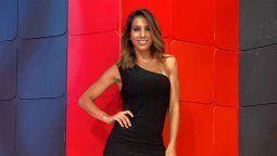 Cinthia Fernández se defendió de todos los ataques que vivió al aire por parte de Marcelo Lamorte