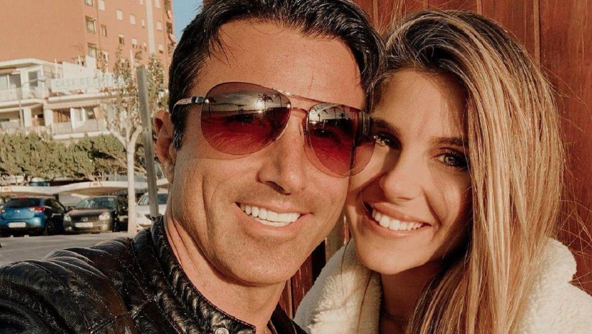 Ivana Icardi y Hugo Sierra están esperando su primer hijo
