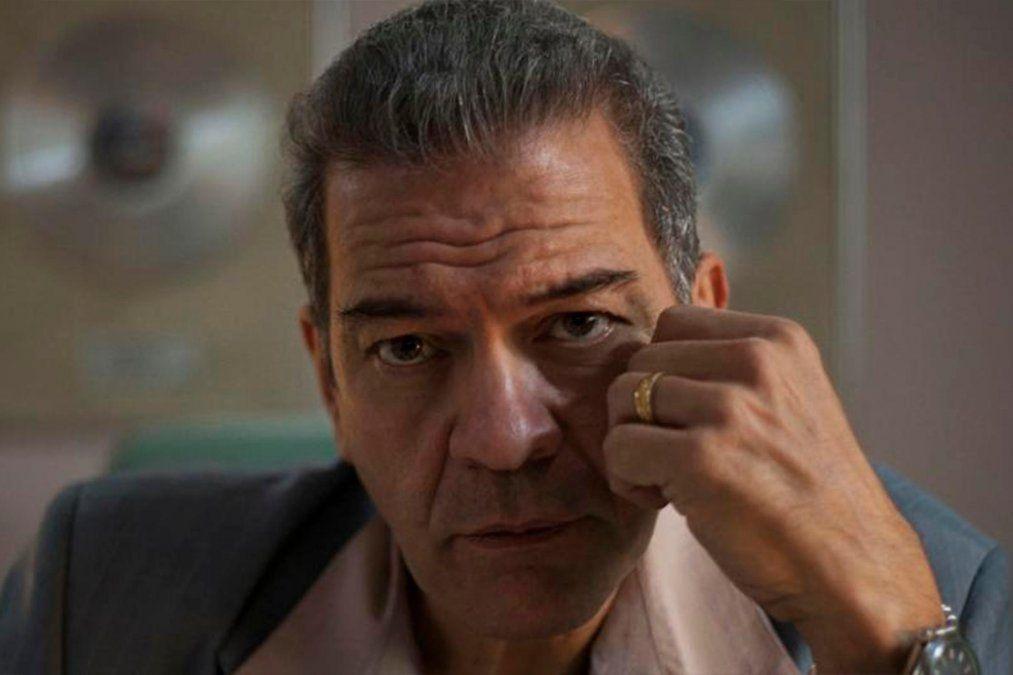 César Bordón se confiesa: Cómo fue interpretar al manager de Luis Miguel.