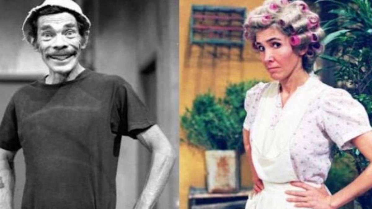 ¡No actuaban! Don Ramón y Doña Florinda se pelearon en la vida real