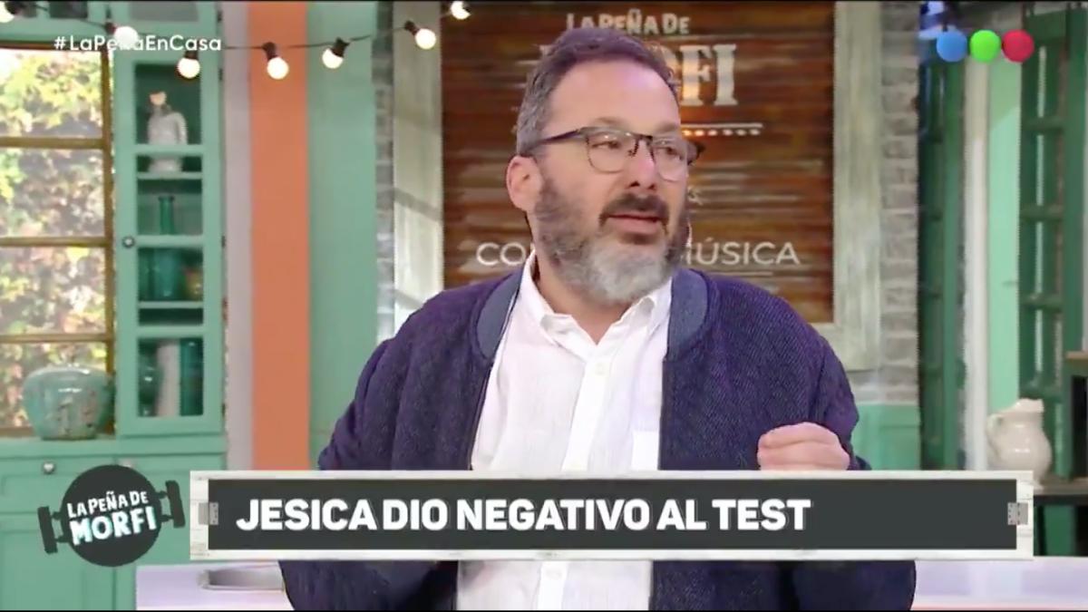 La emoción de Gerardo Rozín ante un mensaje de un nene para Jésica Cirio