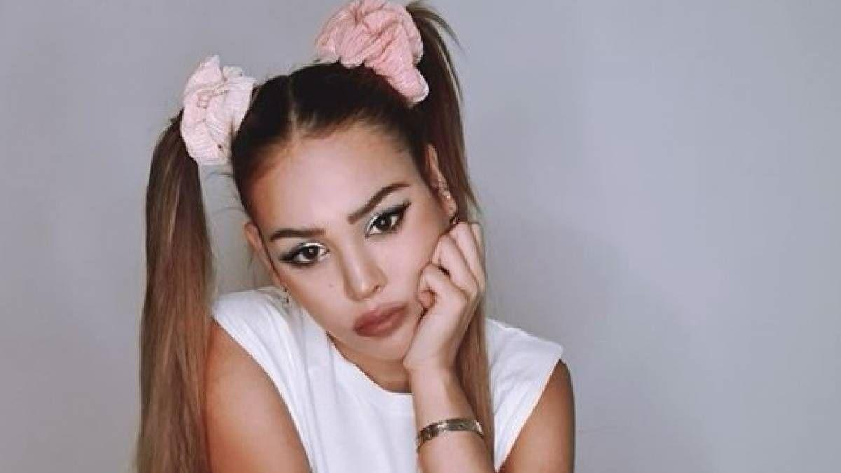 La cantante mexicana Danna Paola acaba de lanzar una nueva canción