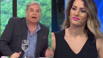 Carlos Monti opinó sobre el conflicto de Nicole Neuman y Mica Viciconte: La que no suelta es...