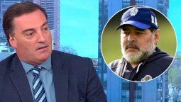 El representante legal de Dieguito Fernando y novio de Verónica Ojeda, el abogado Mario Baudry contó detalles de la muerte de Diego Maradona.