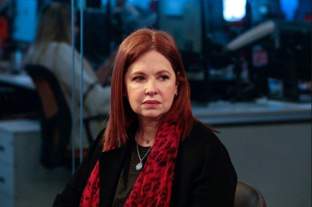 Andrea del Boca pide que la lleven a juicio oral en la causa de defraudación al estado