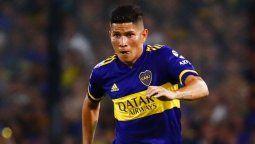 Jorman Campuzano será revisado por los médicos del Club Atlético Boca Juniors