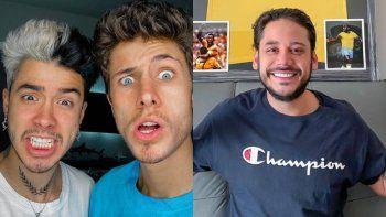 ¡Reaccionan! Nath Campos recibe el apoyo de varios youtubers