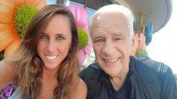 Estefanía Pasquini y Alberto Cormillot llevan un año de casados