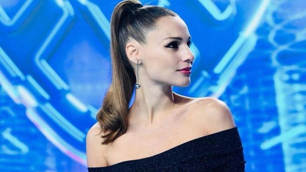 Pampita volvió a la tv: Hay que cuidar el laburo