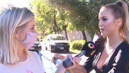 Maite Peñoñori incomodó a Flor Vigna con una pregunta sobre Nico Occhiato
