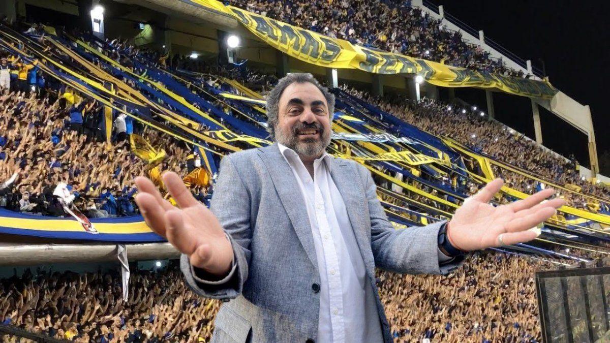 El plantel de Boca y un pedido muy especial: un famoso los acompañará en la final de la Copa Libertadores