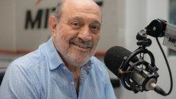Alfredo Leuco aseguró que el gobierno solo quiere demoler a Horacio Rodríguez Larreta