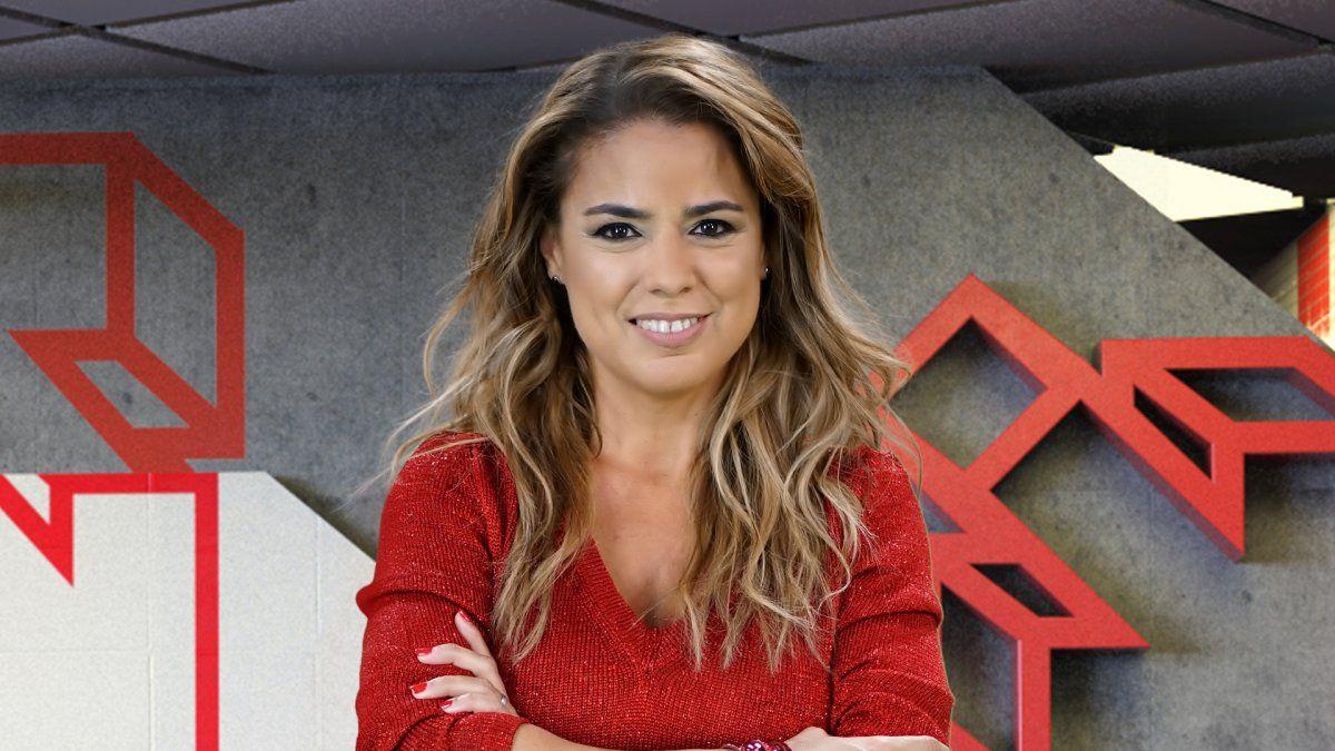 Marina Calabró comparó a Lanata y Rial: Son distintos desde lo ideológico