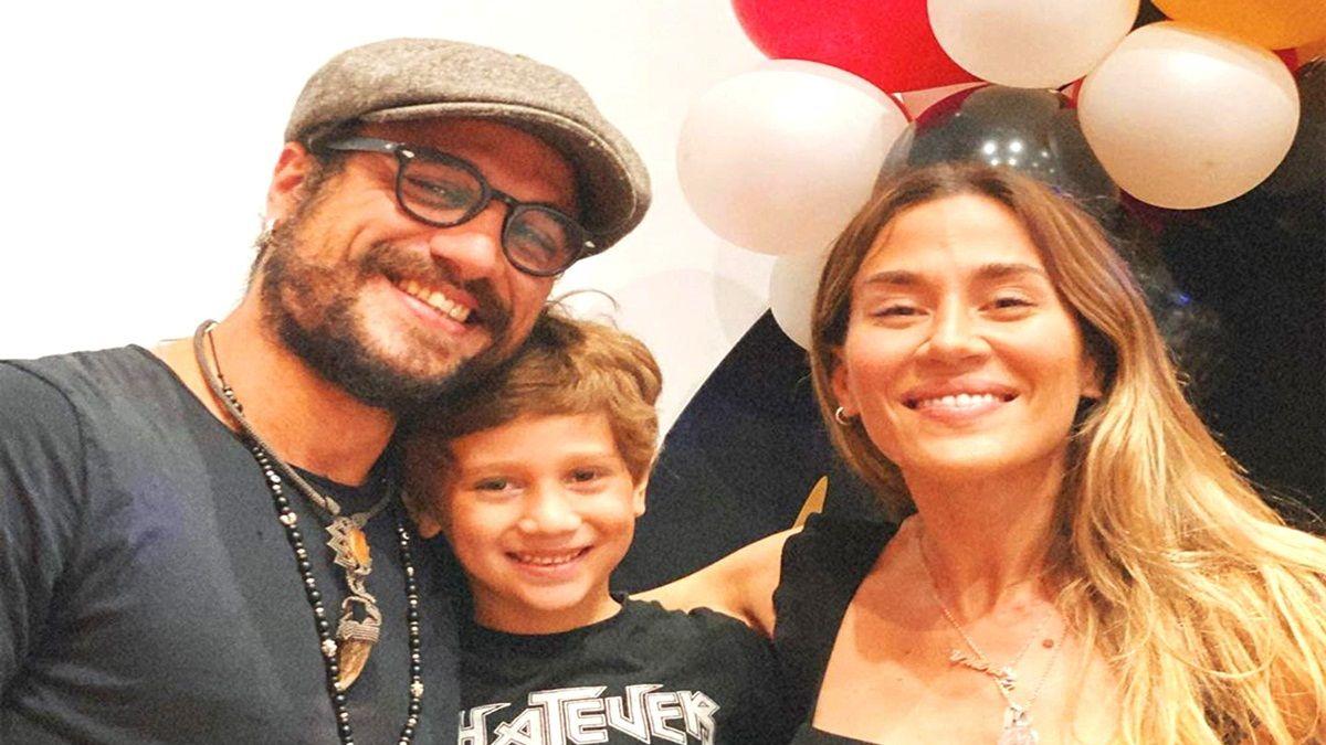 Jimena Baron vuelve a dejar mensajes sugerentes a su ex