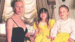 Así felicitó Mariana Nannis a Charlotte y Alex por su cumple