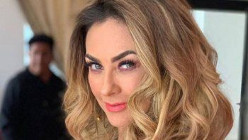 Aracely Arámbula derrocha belleza con una foto en Instagram