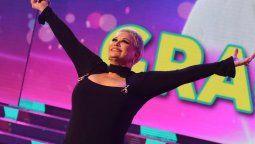 Carmen Barbieri contó de su nuevo amor, en la pista de Cantando 2020